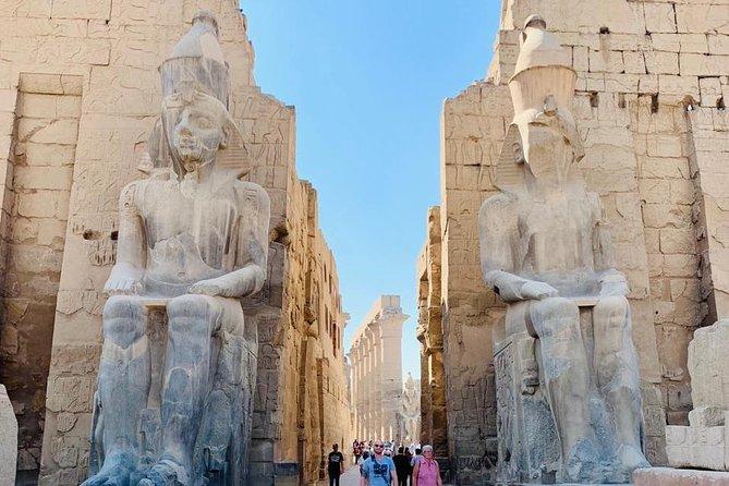 Shore Excursion : Luxor 2 Days Tour From Safaga Port