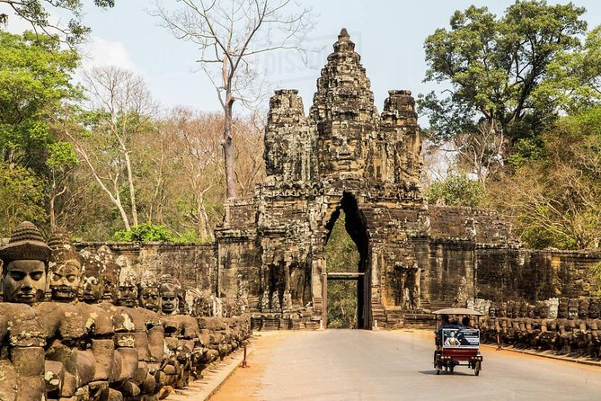 Half-Day Tour to some Best Angkor Temples