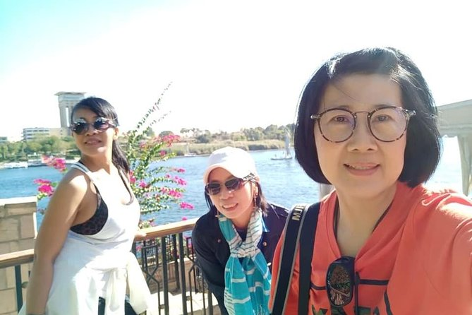 4 days tours, 3 night Nile cruise Aswan to luxor Mövenpick cruise