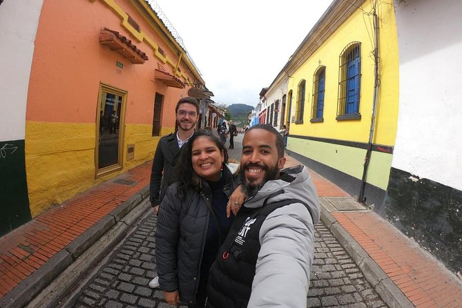 Private Bogotá City Tour + In&Out Transfer + (9 hours)