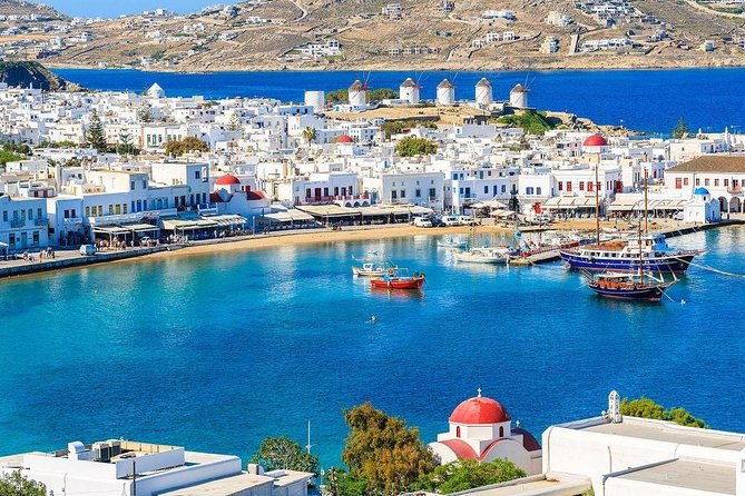 Royalty Mykonos Island 3 Days from Athens