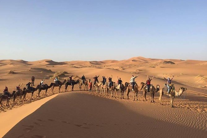 Desert Tour From Fez To Marrakech 3 Days / 2 Nights
