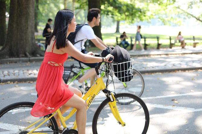 Unlimited Biking Central Park Full Day Bike Rental in New York City photo 3