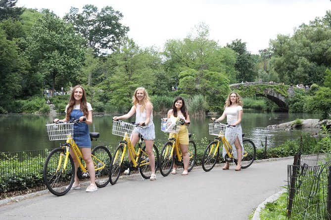 Unlimited Biking Central Park Full Day Bike Rental in New York City photo 6