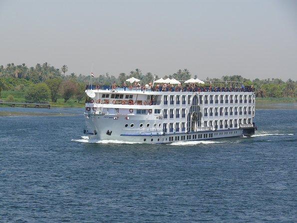 4 Nights Nile Cruise Luxor & Aswan - Hurghada