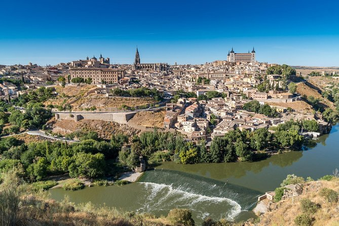 Toledo and Segovia from Madrid with Optional Lunch photo 1