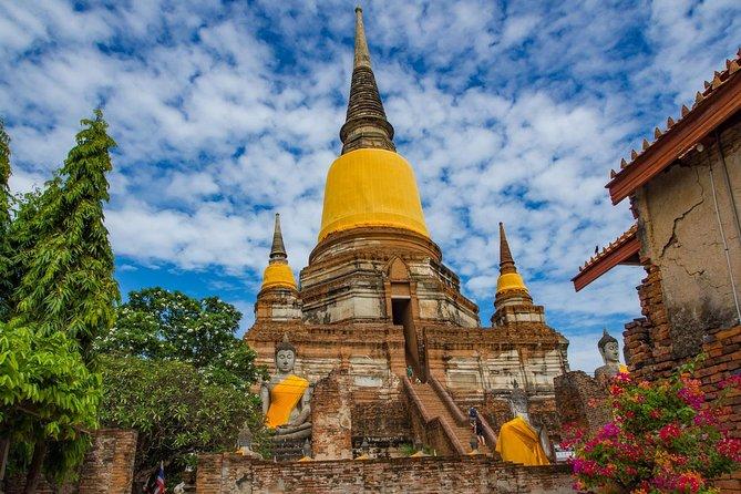 Ayutthaya Temples Tour