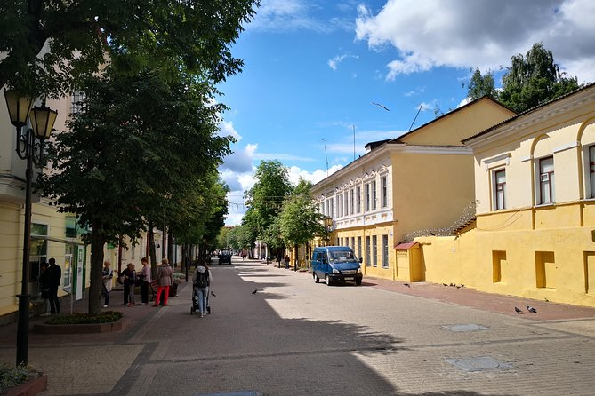 Private transfer Minsk - Vitebsk city