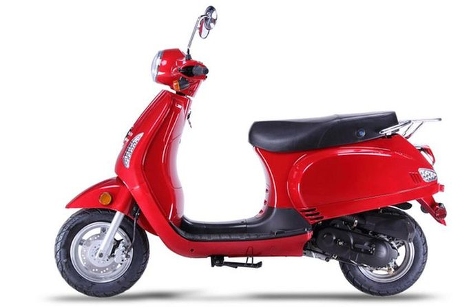 Rentals Scooter 6 Days $199 just $33 per Day photo 3