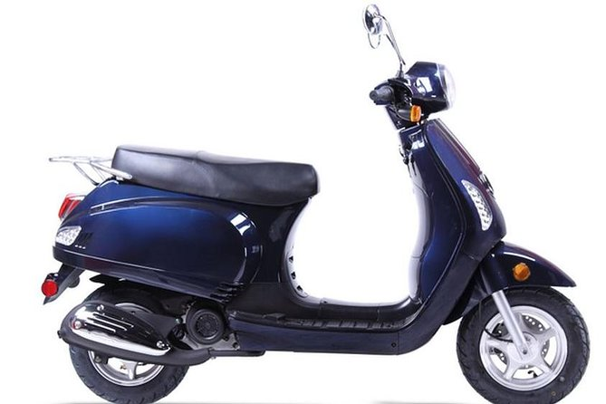 2 hours Scooter Rental 2 passengers