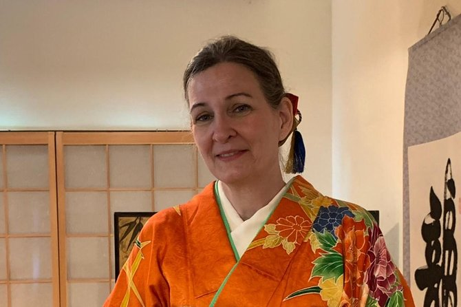 Whole Package of Japanese Cultural Experience at Home with Noriko photo 28