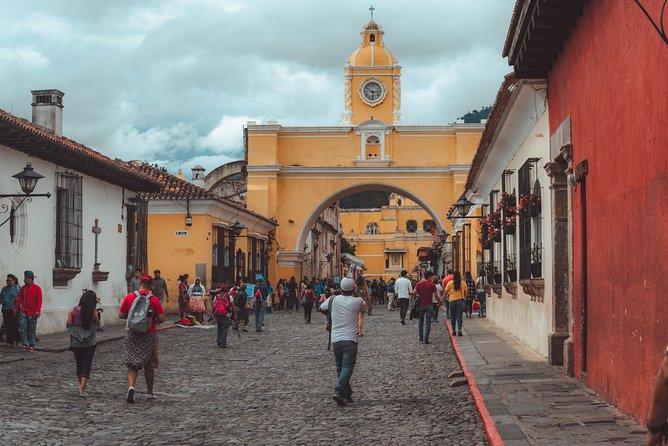 Antigua City Tour from Guatemala City