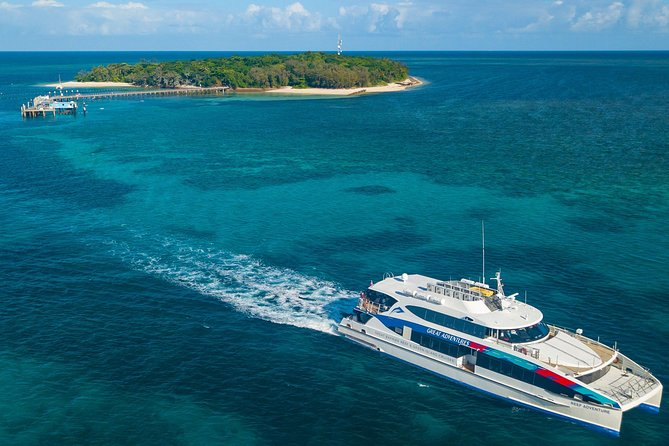 Ultimate 3-Day Great Barrier Reef Cruise Pass photo 4