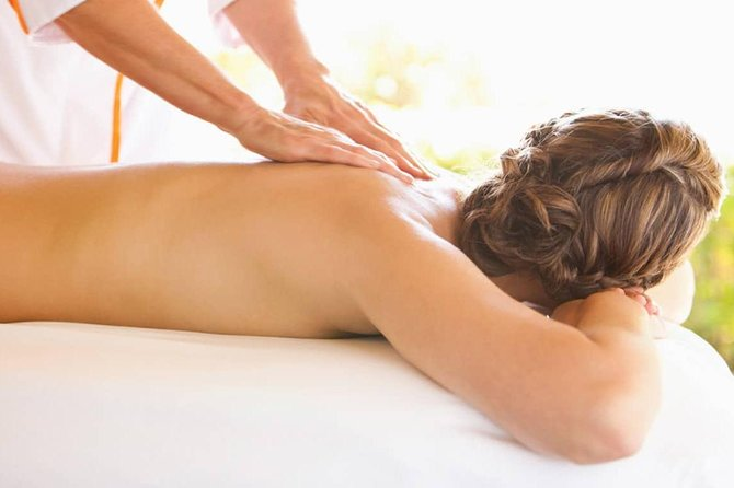 60 mins whole body massage