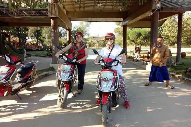 Explore Bagan Temples & Villages By E-Bike - 2 Days