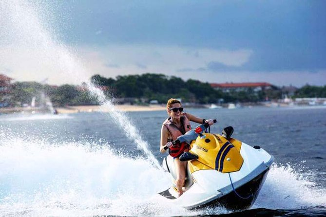 Watersport Package With Parasailing Adventure , Banana Boat & Jet Ski