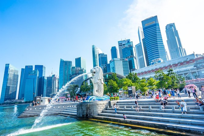 Singapore City Tour (Shared Transfer)