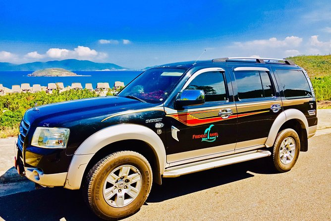Private Transfer To Airport From Nha Trang