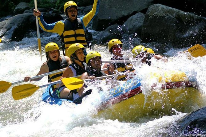 Ayung Rafting Adventure Tour
