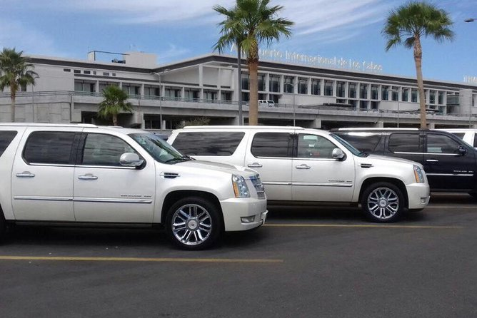 Private Transportation in cabo (Airport and City)