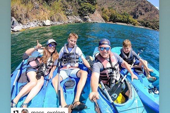 Lake Atitlan Family Fun Day from Antigua