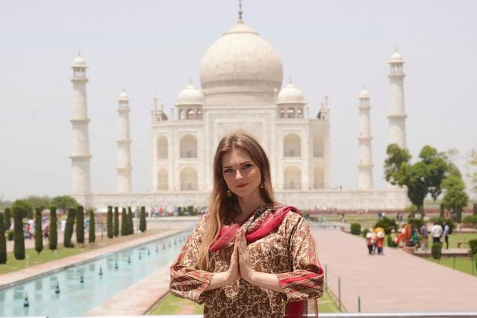 Day tour to Taj Mahal & Agra fort from Delhi,5 star hotel lunch included . photo 38