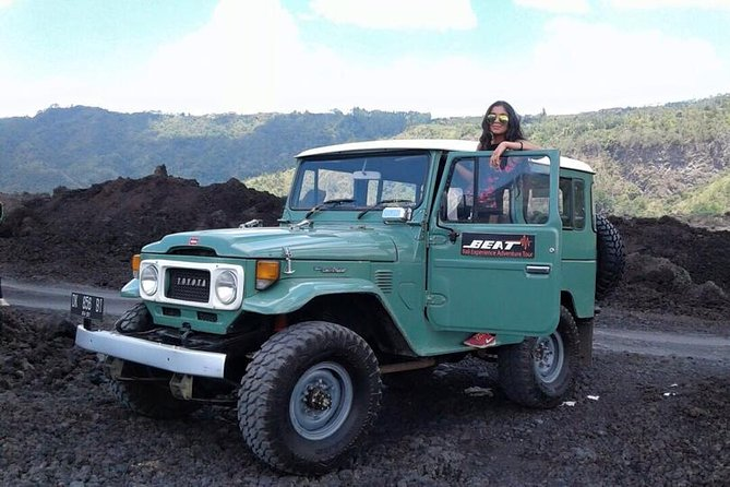 Land Cruiser Batur Sunrise Adventure Tour