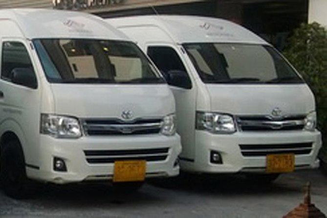 BANGKOK: Private Minibus (Van) Donmaung Airport - Pattaya City Hotel photo 1