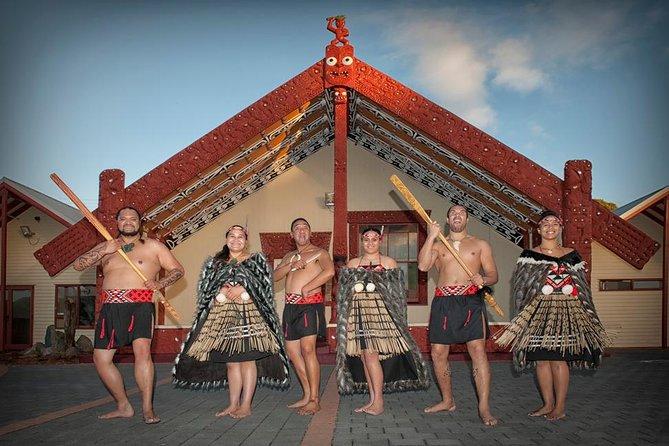 Hobbiton & Whakarewarewa - The Living Maori Village - Day Tour - Ex Auckland