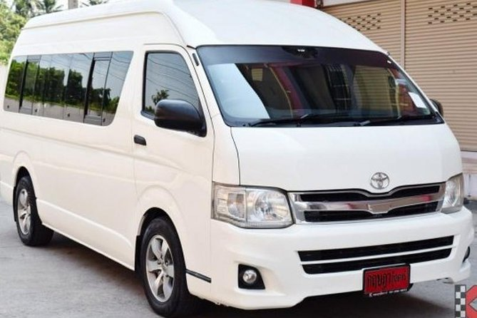 BANGKOK: Private Minibus (Van) Donmaung Airport - Pattaya City Hotel photo 6