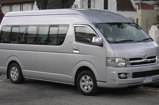 BANGKOK: Private Minibus (Van) Donmaung Airport - Pattaya City Hotel photo 8