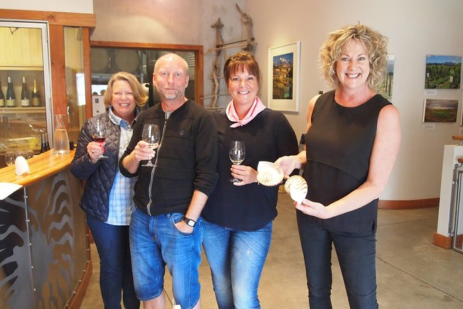 Marlborough Onshore Cruise Delights from Picton