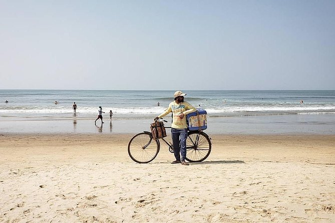 Old Goa & St Estevam island tour including ride on canal boat & lunch