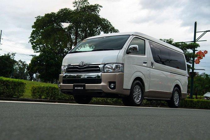Private Car or Van Rental within Cebu City or Mactan