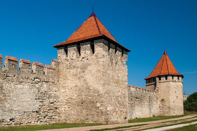 Bender fortress - biggest medieval fortress in Europe