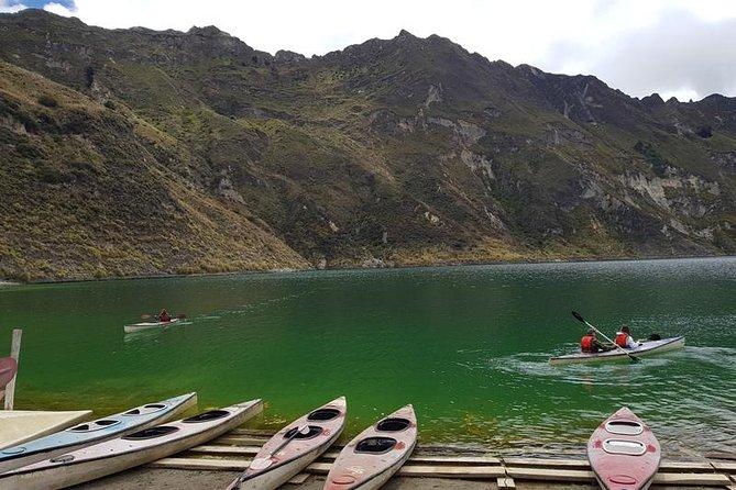 Quilotoa Lagoon Full Day