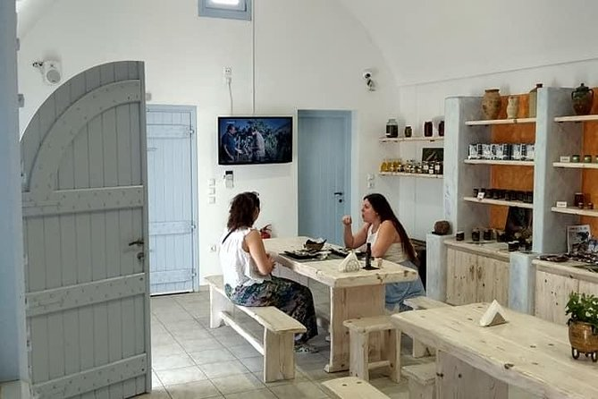 Gastronomy trip of Santorini
