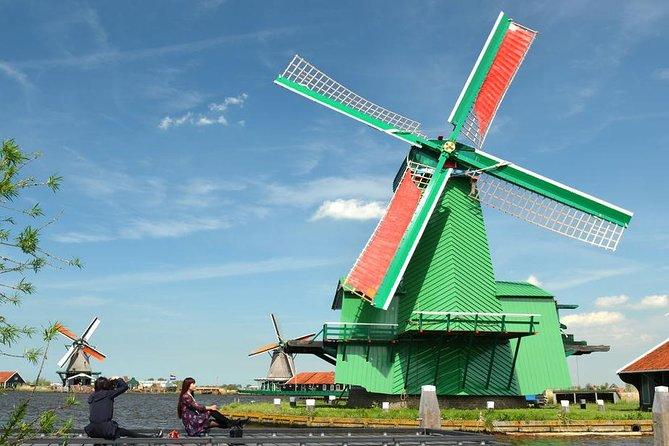 Giethoorn and Zaanse Schans Windmills Daytrip from Amsterdam