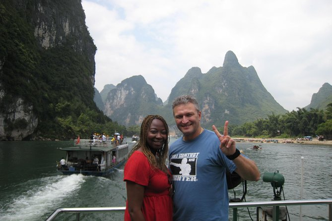 Official Li River Cruise from Guilin to Yangshuo Bus Tour