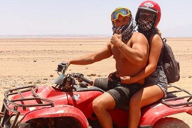 Quad bike safari in Sharm el sheikh