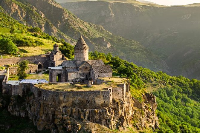 7 Day Tour through Armenia