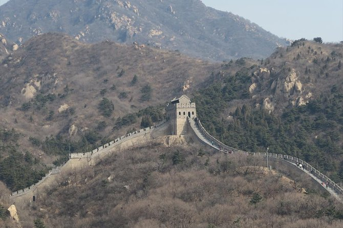 Airport Layover Tour: Badaling Great Wall and Forbidden City Private Tour