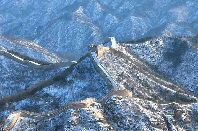 Badaling Great Wall & Ming Tombs (Dingling) Small Group Tour photo 2