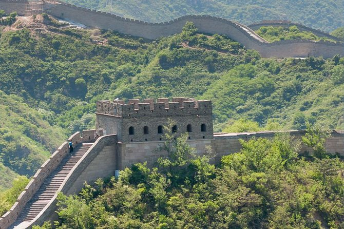 Badaling Great Wall & Ming Tombs (Dingling) Small Group Tour photo 6