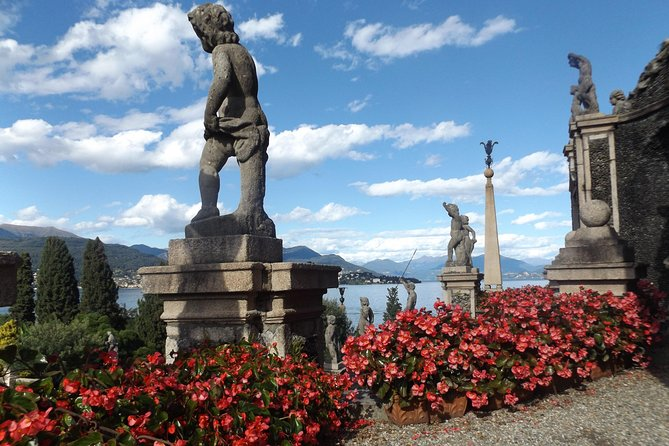 Lake Maggiore's highlights: private guided boat tour of isola Bella & Madre