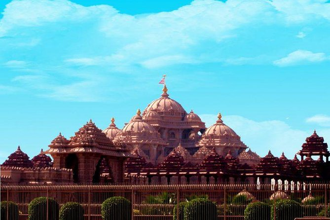 Akshardham Temple Tour Exhibition, Light and Water Show with Transfers photo 6