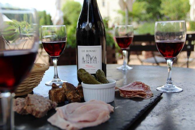 Wine Tasting at Fairy Tale Loire Valley Château and Gardens du Rivau
