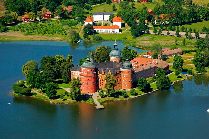 Private Stockholm tour to Drottningholm and Gripsholm Castle by car with guide