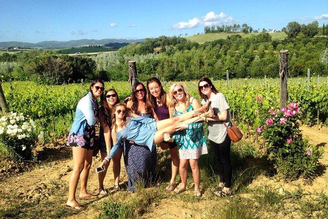 Small Group - Chianti Wine tour