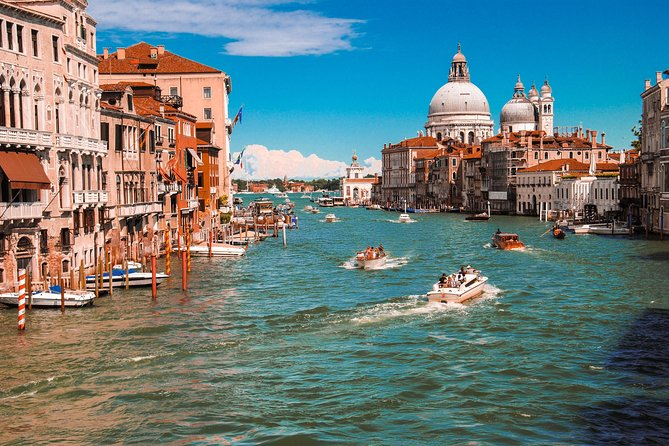 Hop On! A Private Full Day Tour Of Venice From Rome